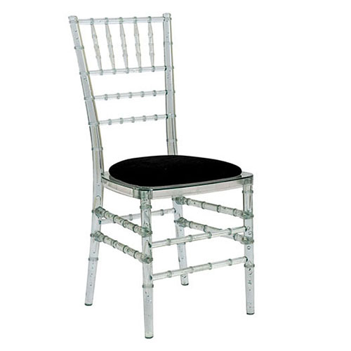 Black Ghost Chair Hire Chair Hire Elite Furniture Hire